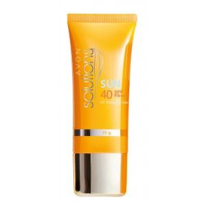 Buy Avon Solution Sun UV Protective Lotion SPF40 PA+++ - Nykaa