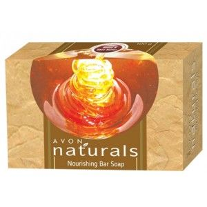 Buy Avon Naturals Nourishing Honey Bar Soap  - Nykaa