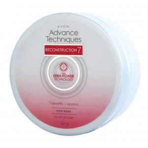 Buy Avon Advance Techniques Reconstruction 7 Hair Mask - Nykaa