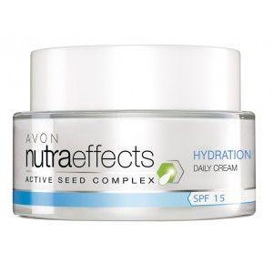 Buy Avon Nutraeffects Hydration Daily Cream Spf 15 - Nykaa