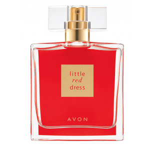 Buy Avon Little Red Dress Eau De Parfum - Nykaa