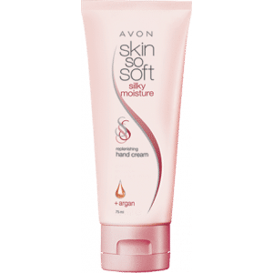 Buy Avon Skin So Soft Silky Moisture Replenishing Hand Cream - Nykaa