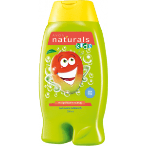 Buy Avon Naturals Kids Magnificent Mango Body Wash - Nykaa