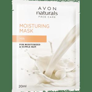 Buy Avon Naturals Moisturing Mask - Milk - Nykaa