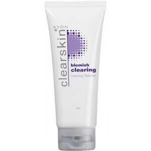 Buy Avon Clearskin Blemish Clearing Foaming Cleanser - Nykaa