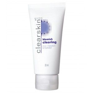 Buy Avon Clearskin Blemish Clearing 2-in-1 Solution & Hydrator (30ml) - Nykaa