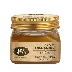Buy Biobloom Face Scrub - Nykaa