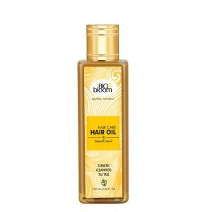Buy Biobloom Hair Oil - Dandruff Control - Nykaa