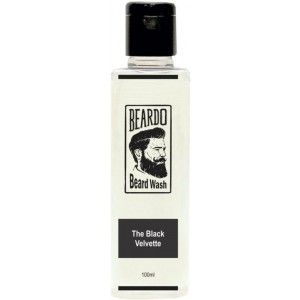 Buy Beardo Beard Wash The Black Velvette 100 ml - Nykaa