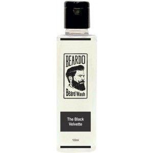 Buy Beardo Beard Wash The Black Velvette 100 ml - Nykaa