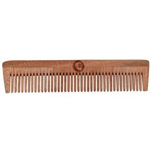 Buy Beardo Neem Wooden Comb - Nykaa