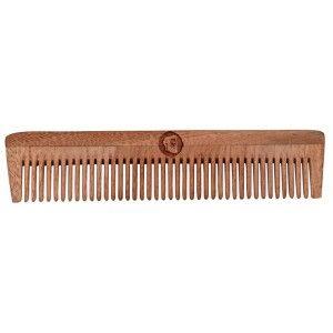 Buy Beardo Neem Wooden Comb - Nykaa