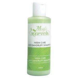 Buy Coloressence Neem Care Anti Dandruff Shampoo - Nykaa