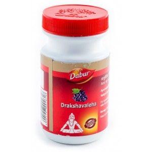 Buy Dabur Drakshavaleha - Saffron - Nykaa