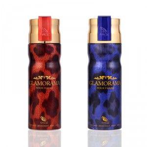 Buy Ekoz Glamorama Men And Women Deodorant Combo - Nykaa