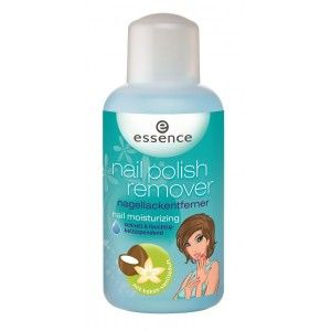 Buy Essence Nail Polish Remover Nail Moisturizing - Coconut + Papaya - Nykaa