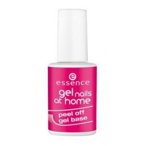 Buy Essence Gel Nails At Home Peel Off Gel Base - Nykaa