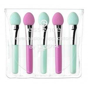 Buy Essence Eyeshadow Applicators By Zeena - Nykaa