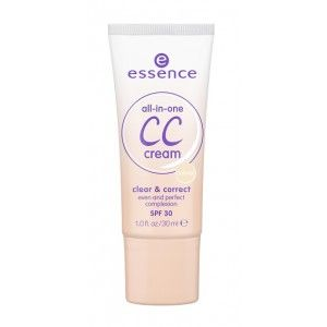 Buy Essence All-In-One CC Cream Clear & Correct - Nykaa