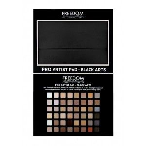 Buy Freedom Pro Artist Pad - Black Arts - Black - Nykaa