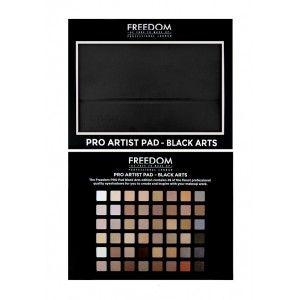 Buy Freedom Pro Artist Pad - Black Arts - Black - Nykaa