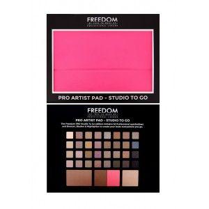Buy Freedom Pro Artist Pad - Studio to Go - Pink - Nykaa
