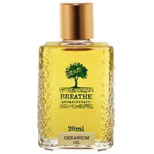 Buy Breathe Aromatherapy Geranium Oil - Nykaa