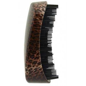 Buy HairTronic Super Super Shaped Detangler - Leopard Print - Nykaa