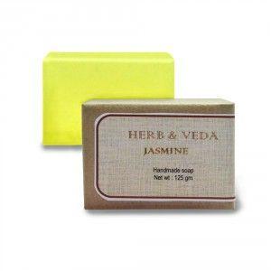 Buy Herb & Veda Jasmine Handmade Soap - Nykaa