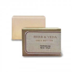 Buy Herb & Veda Shea Butter Handmade Soap - Nykaa