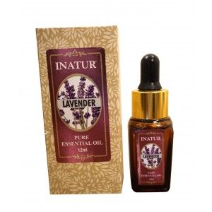 Buy Inatur Lavender Essential Oil - Nykaa