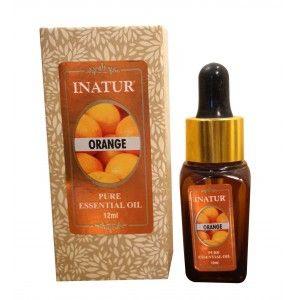 Buy Inatur Orange Essential Oil - Nykaa