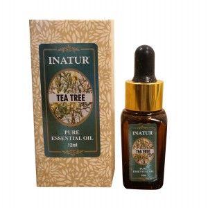 Buy Inatur Tea Tree Essential Oil - Nykaa