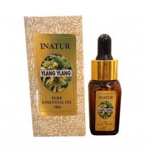 Buy Inatur Ylang Ylang Essential Oil - Nykaa