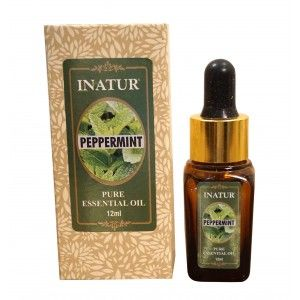 Buy Inatur Peppermint Essential Oil - Nykaa