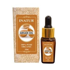 Buy Inatur Argan Oil 100% Pure Organic - Nykaa