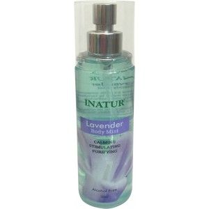Buy Inatur Lavender Body Mists - Nykaa