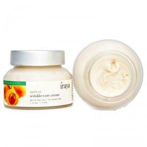 Buy Iraya Apricot Wrinkle-Care Cream - Nykaa