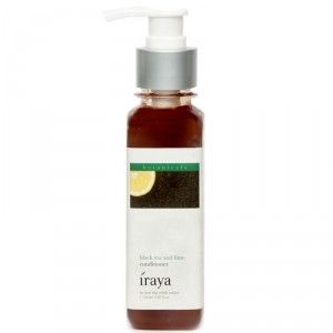 Buy Iraya Black Tea & Lime Conditioner - Nykaa