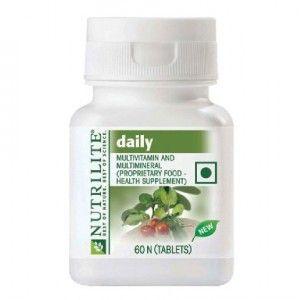 Buy Amway Nutrilite Daily Tablets - Nykaa