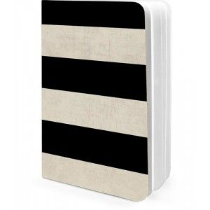 Buy Herbal DailyObjects Vintage Black Stripes A5 Notebook - Nykaa