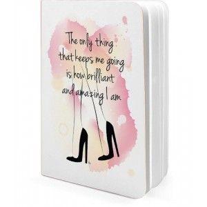 Buy DailyObjects I Am Amazing A5 Notebook - Nykaa