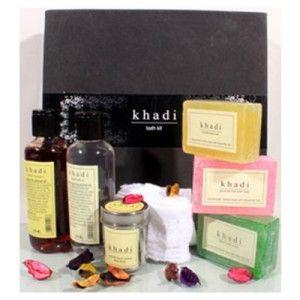 Buy Khadi Natural Bath Kit - Nykaa