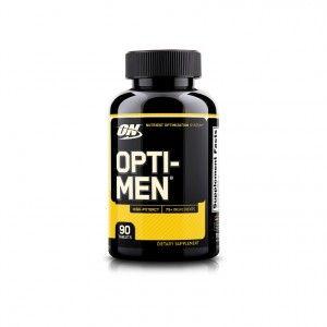 Buy Optimum Nutrition (ON) Opti-Men Dietary Supplement Capsules - Nykaa