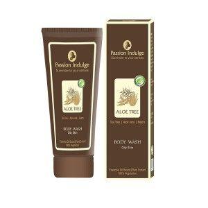 Buy Passion Indulge Aloe Tree Body Wash - Nykaa