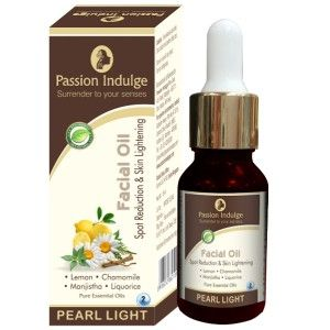 Buy Passion Indulge Pearl Light Facial Oil - Nykaa