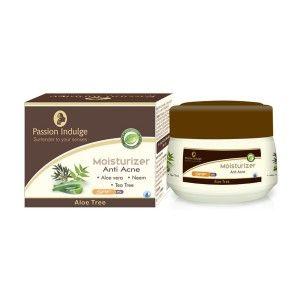 Buy Passion Indulge Aloe Tree Anti Acne Moisturizer - Nykaa