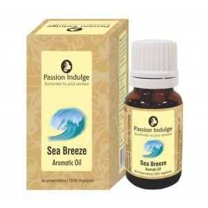 Buy Passion Indulge Sea Breeze Aromatic Oil - Nykaa