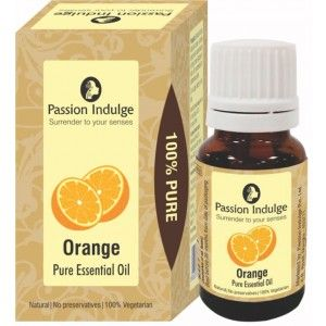 Buy Passion Indulge Orange Pure Essential Oil - Nykaa