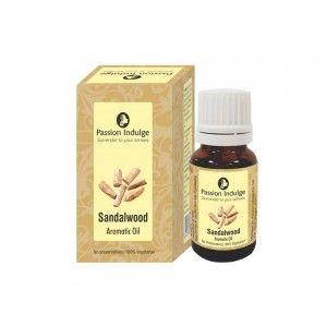 Buy Passion Indulge Sandalwood Aromatic Oil - Nykaa